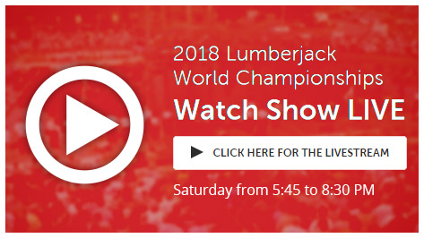 Watch Show Live - Saturday from 5:45pm to 8:30pm