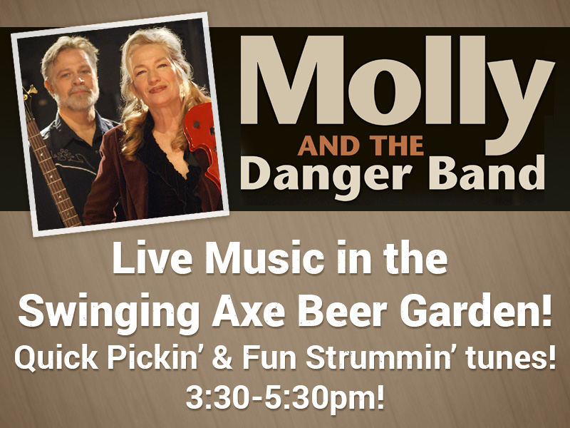 Live Music! Molly and the Danger Band
